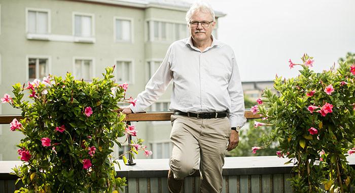Myös johtamisen laatu näkyy sairauslomien määrässä, kertoo Mikael Forss.