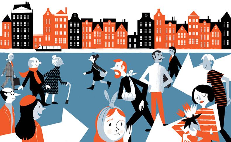 Alankomaat ja Englanti edustavat terveyspalvelujen tuottamisessa ääripäitä.