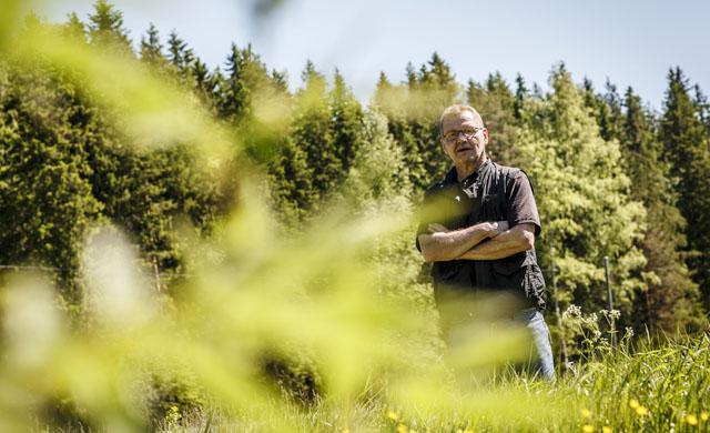 Pohjoiskarjalainen juristi Saku Timonen taistelee uuninpankolta rakenteellista syrjintää vastaan.