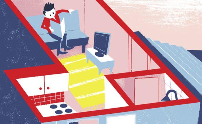 """""""Paras tapa hillitä asumiskustannusten nousua on asuntojen rakentaminen sinne, missä ihmiset haluavat asua. Asuntojen ei tarvitse olla erityisemmin kohtuuhintaisia"""", linjaa VATTin erikoistutkija Tuukka Saarimaa.."""