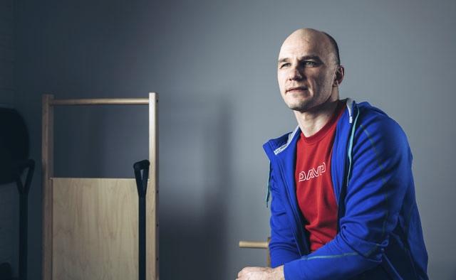 Kilpauransa lopettanut judoka ja paralympiamitalisti Jani Kallunki haluaa nyt jakaa taitotietoaan nuorille.