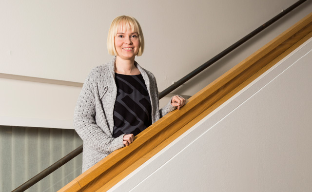 Katri Aaltosen väitöskirja tarkastettiin toukokuussa Itä-Suomen yliopistossa. Aaltonen työskentelee tutkijana Kelassa.