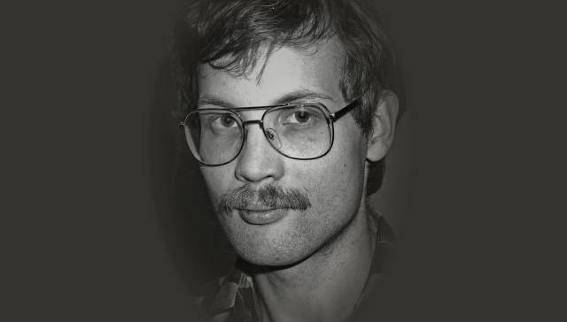 Pertti Honkanen opintojensa aikaan 1970-luvulla.