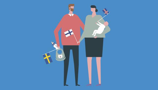 Kaikissa Pohjoismaissa yksi keskeinen tavoite isien vanhempainvapaiden kehittämisessä on ollut isä-lapsisuhteen tukeminen.