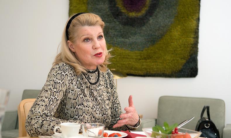 Kelan asiakas saa viiden vuoden kuluttua asiansa hoidettua yhä joustavammin, uskoo eläkkeelle jäävä pääjohtaja Elli Aaltonen.