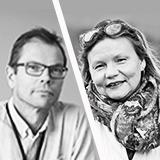 Hennamari Mikkola ja Pertti Pykälä